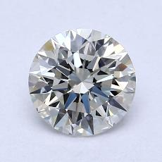 Recommended Stone #2: 1.23-Carat Round Cut