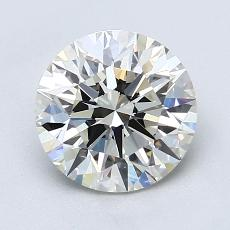 Recommended Stone #3: 1.70-Carat Round Cut Diamond