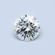 Recommended Stone #4: 0.53-Carat Round Cut Diamond