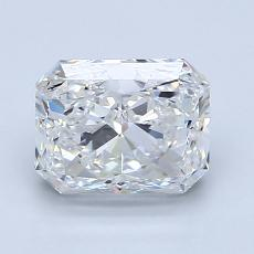 Recommended Stone #3: 1.80-Carat Radiant Cut