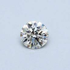 Recommended Stone #4: 0.32-Carat Round Cut Diamond