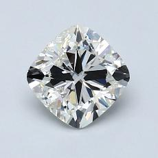 1.20-Carat Cushion Diamond Very Good H VS1