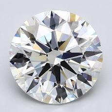 Recommended Stone #2: 3.50-Carat Round Cut Diamond