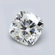 Recommended Stone #3: 1.70-Carat Cushion Cut Diamond