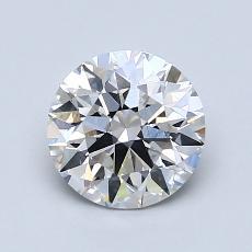 Target Stone: 1.16-Carat Round Cut Diamond