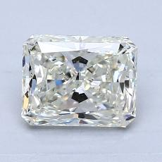 Recommended Stone #3: 1.35-Carat Radiant Cut Diamond