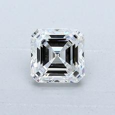推薦鑽石 #2: 0.75 克拉上丁方形切割