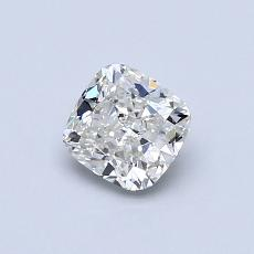 Recommended Stone #3: 0.61-Carat Cushion Cut Diamond