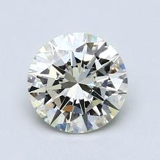 Recommended Stone #1: 1,01-Carat Round Cut Diamond