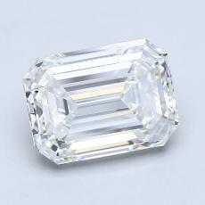 Target Stone: 2.70-Carat Emerald Cut Diamond