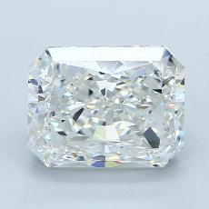 3.01-Carat Radiant Diamond Very Good G VS1