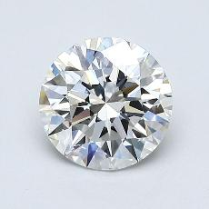 Recommended Stone #3: 0.97-Carat Round Cut Diamond