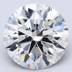 Recommended Stone #3: 4.32-Carat Round Cut Diamond