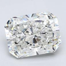 2.00-Carat Radiant Diamond Very Good H VVS2