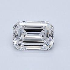 Recommended Stone #2: 0,90-Carat Emerald Cut Diamond