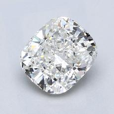Recommended Stone #3: 1.57-Carat Cushion Cut Diamond