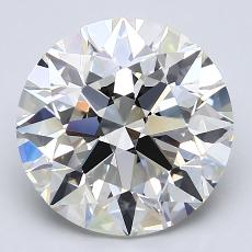 Recommended Stone #2: 4.01-Carat Round Cut Diamond