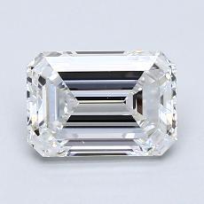 Recommended Stone #1: 1.40-Carat Emerald Cut Diamond
