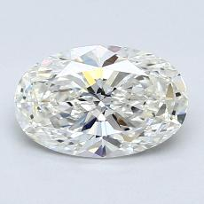 Recommended Stone #4: 1.21-Carat Oval Cut Diamond