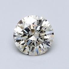 1.01 Carat 圓形 Diamond 理想 K SI1