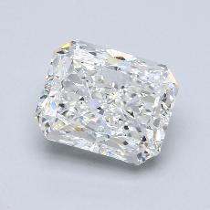 Recommended Stone #4: 3,01-Carat Radiant Cut Diamond