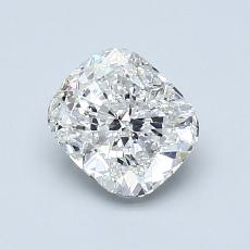 Recommended Stone #2: 1.01-Carat Cushion Cut Diamond