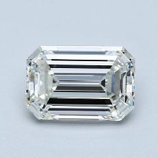 Recommended Stone #3: 1.80-Carat Emerald Cut Diamond