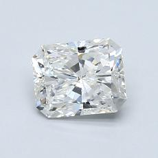 Recommended Stone #4: 1.00-Carat Radiant Cut Diamond