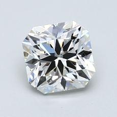 Recommended Stone #3: 1.10-Carat Radiant Cut