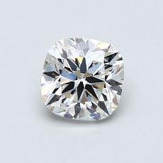 オススメの石No.2:0.80カラットのクッションカットダイヤモンド
