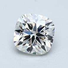 1.01-Carat Cushion Diamond ASTOR J IF