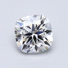 推薦鑽石 #4: 0.93  克拉墊形切割鑽石