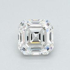 推荐宝石 3:1.01 克拉阿斯彻形钻石