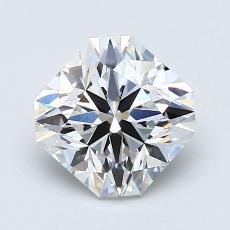 推薦鑽石 #3: 1.10 克拉雷地恩明亮式切割