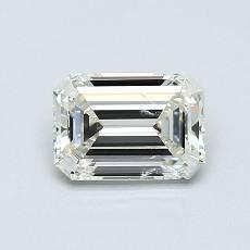 Recommended Stone #4: 0,70-Carat Emerald Cut Diamond