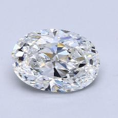 推薦鑽石 #3: 2.64  克拉橢圓形切割