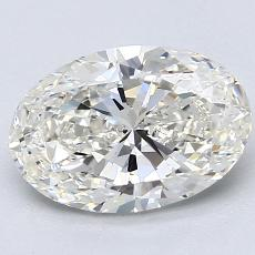 Recommended Stone #2: 2,20-Carat Oval Cut Diamond