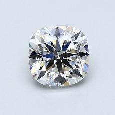 Recommended Stone #2: 0.91-Carat Cushion Cut Diamond