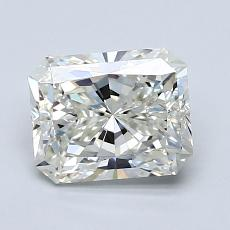 Pierre recommandée n°3: Diamant taille radiant 1,50 carats
