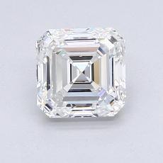 オススメの石No.2:1.30カラットアッシャーカットダイヤモンド