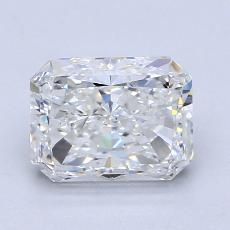 Recommended Stone #2: 1.51-Carat Radiant Cut Diamond