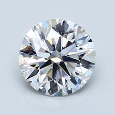 Recommended Stone #2: 1.40-Carat Round Cut