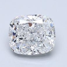 Pierre recommandée n°2: Diamant Taille coussin de 2,00carat