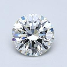 Recommended Stone #2: 1,00-Carat Round Cut Diamond