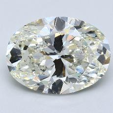 推薦鑽石 #3: 3.51  克拉橢圓形切割
