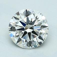 average price of 1.5 carat diamond