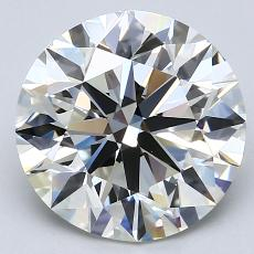 Recommended Stone #4: 3.01-Carat Round Cut