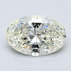 Recommended Stone #3: 1.80-Carat Oval Cut Diamond