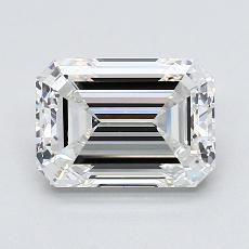 Recommended Stone #1: 1.90-Carat Emerald Cut
