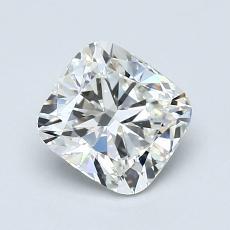 1,01-Carat Cushion Diamond Very Good I VVS2